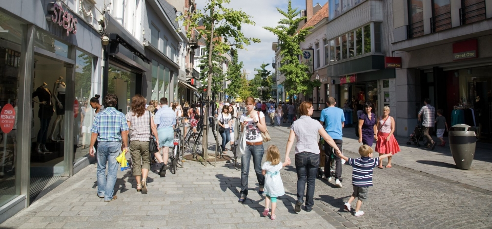 Roeselare shopping