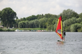 Windsurfen De Gavers