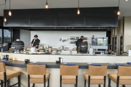 Improviste by David Selen restaurant Waregem