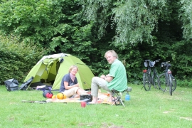 Camping Blaarmeersen
