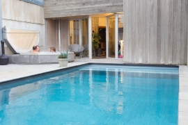 H2O Ledegem wellness bed and breakfast slapen overnachten logeren