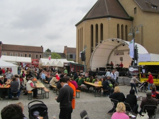 Internationales Bierfestival Zwevegem