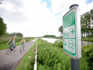New cycling network