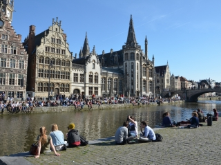 Shopping in Ghent
