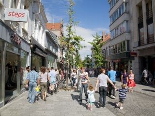 Shoppen in Roeselare