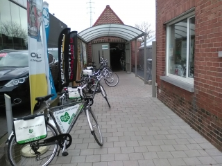 Bike rental Henk Laverge