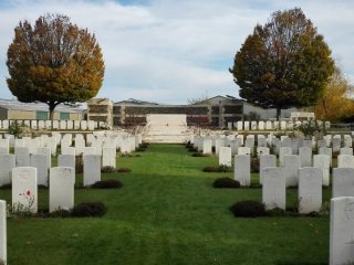 Harelbeke New British Cemetery