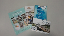 brochures Leiestreek 2019