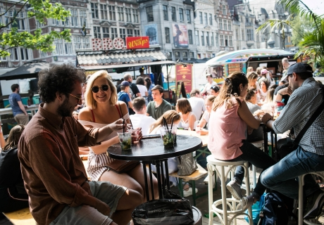 Gent food festival