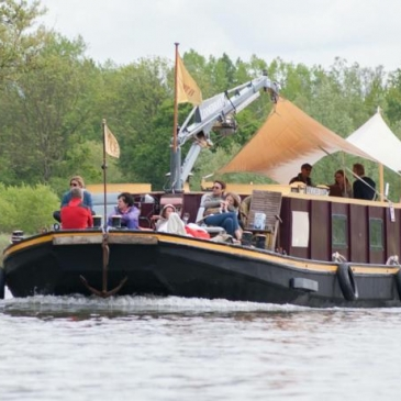 Lemmerboot astene sas Deinze waterrecreatie